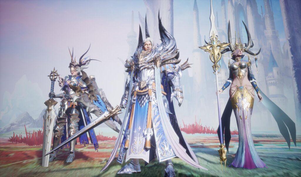 新たな時代がやってきた!「LAST KINGS」こそ真の戦略シミュレーションRPG!