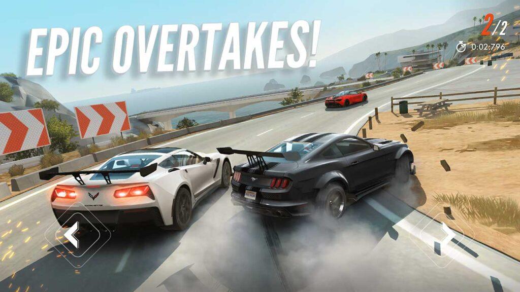 映画のような迫力で爆走!「Rebel Racing」で本格的レース!