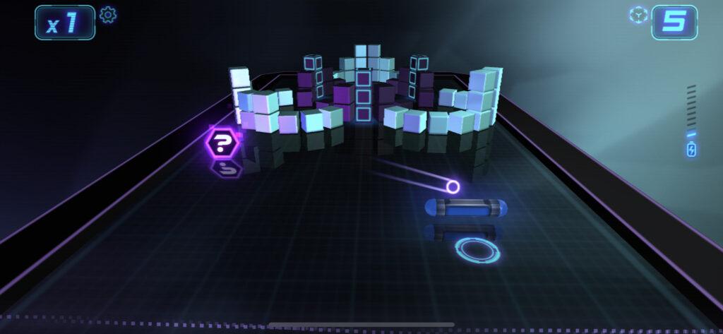 3Dブロック崩しゲーム!「Micro Breaker」が超難しくて面白い!
