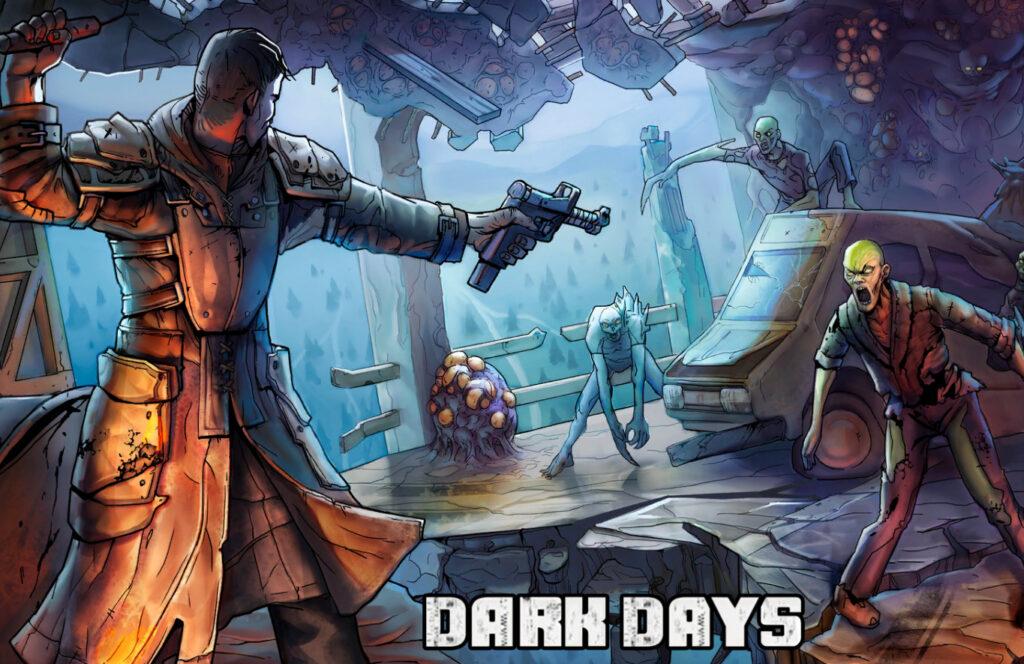 ゾンビと他プレイヤーから身を守れ!「ダークデイズ」で本格的サバイバル!